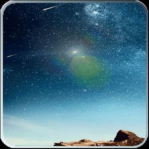 meteors sky Gratis