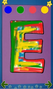 Alphabet Paint Lite for Kids - screenshot thumbnail