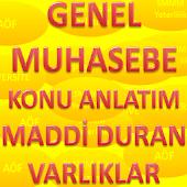 GENEL MUHASEBE MADDİ DURAN VAR
