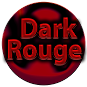 Dark Rouge Icon Pack