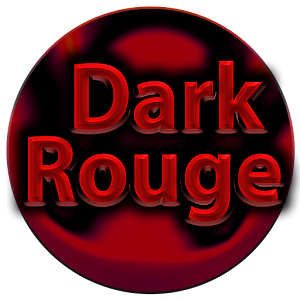 Dark Rouge Icon Pack apk