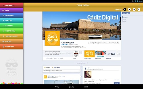 El Carnaval de Cádiz- screenshot thumbnail