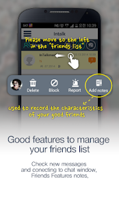 6 Chat Room Messenger App screenshot