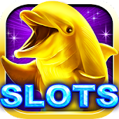 Gold Dolphin Casino Slots™