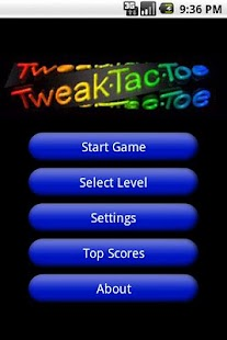 Tic-Tac-Toe Tweaks- screenshot thumbnail