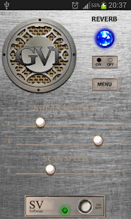 GV-1 GhostVox V2 Ghost Box EVP- screenshot thumbnail