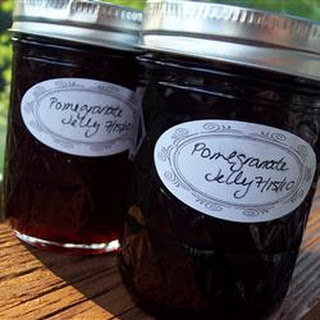 Pomegranate Jelly.