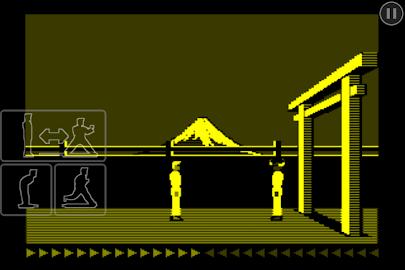 Karateka Classic Screenshot 2