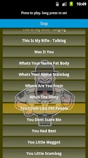 Full Metal Jacket Ringtones - screenshot thumbnail
