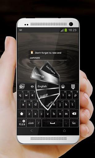 【免費個人化App】皮革 GO Keyboard-APP點子