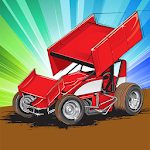 Sprint Car Dirt Racing Game