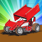 Sprint Car Dirt Racing Game icon