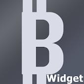 BtceWidget(Bitcoin widget)