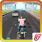 Moto Racing Game 3D