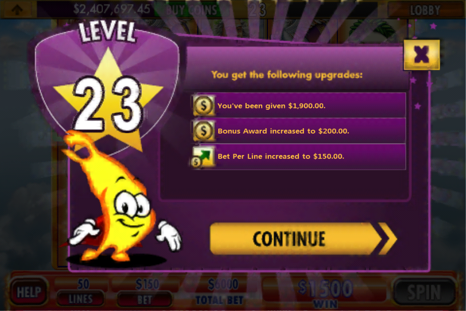 Jackpot Party Casino - Slots - screenshot