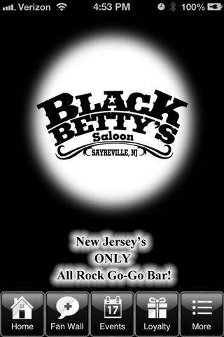 Black Betty's Saloon and Go-Go