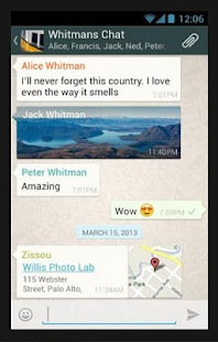 whatsapp gratis 1 year + - screenshot thumbnail