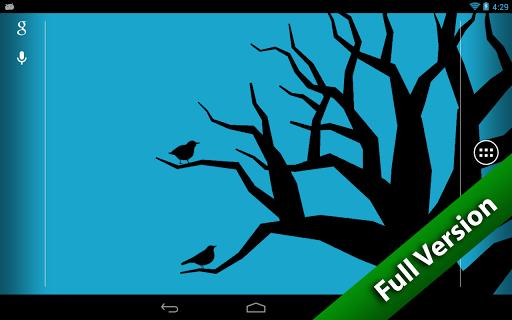 【免費個人化App】Animated Birds Free-APP點子
