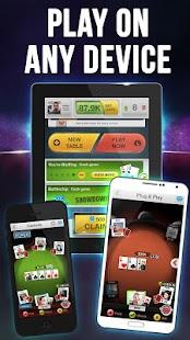 Poker Friends - Social Hold'em - screenshot thumbnail