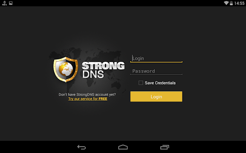 StrongDNS Client