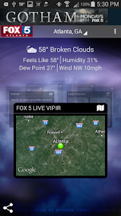 FOX 5 Storm Team- screenshot thumbnail