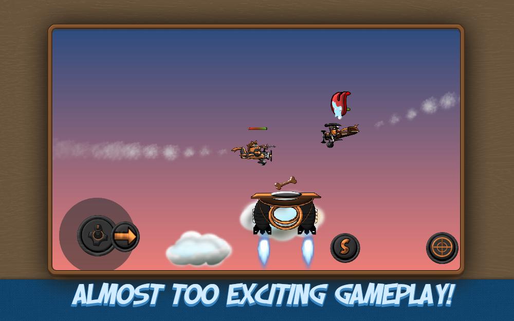 Daredogs Free- screenshot