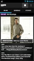 Screenshot of Smooth Radio
