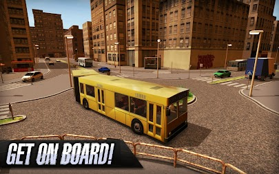 Bus Simulator 2015 APK screenshot thumbnail 8