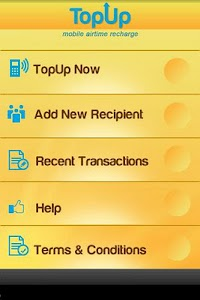 TopUp screenshot 0