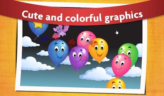 Kids Balloon Pop Game Free - screenshot thumbnail