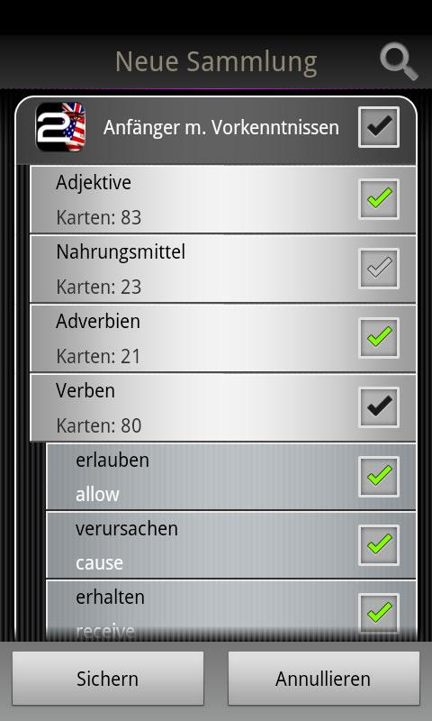 Speeq German | English free - screenshot
