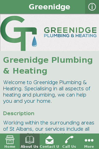 Greenidge Plumbing Heating