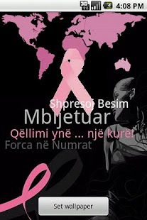 Albanian - Breast Cancer App- screenshot thumbnail
