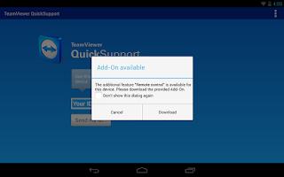 Screenshot of QS Add-On: Intel