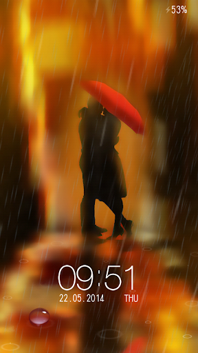 Love in the Rain Locker Theme