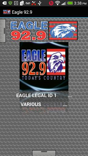 Eagle 92.9