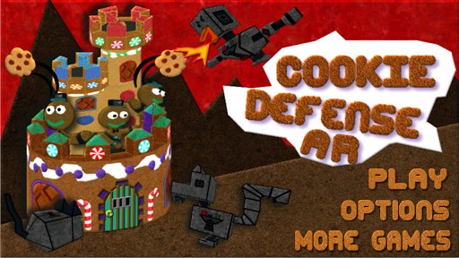 Cookie Defense AR
