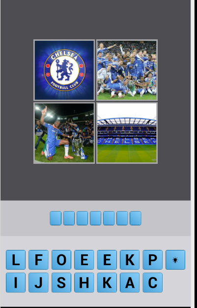 Football Club Quiz - screenshot