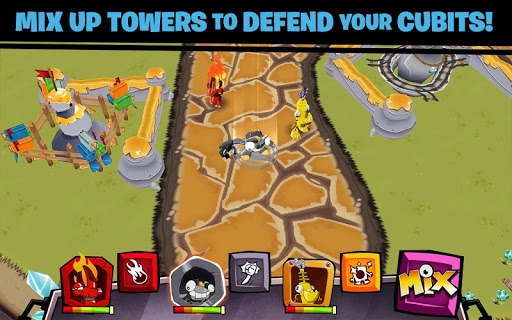 Calling All Mixels game (apk) free download for Android/PC/Windows screenshot