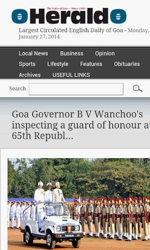 Goa News