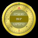 A Bússola de Ouro & GPS icon