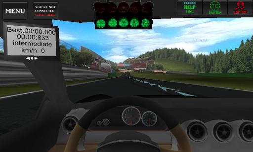 【免費賽車遊戲App】Maniacal Racer-APP點子