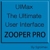 UIMax Zooper Widget Pack