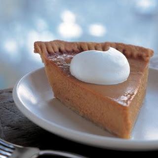 Easy Pumpkin Pie