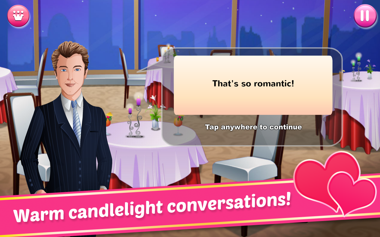 Screenshots of Dating Frenzy for iPhone