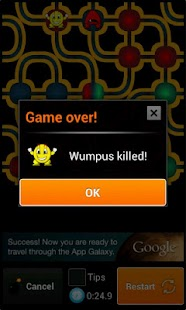 Bomb the Wumpus- screenshot thumbnail