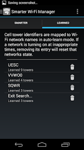 Smarter WiFi Manager - screenshot thumbnail