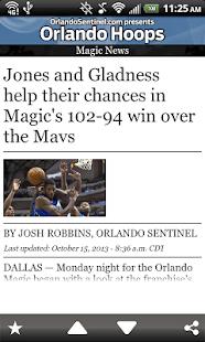 Orlando Hoops - screenshot thumbnail