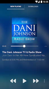DaniJohnson.com- screenshot thumbnail