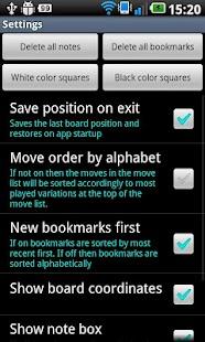 Chess Openings- screenshot thumbnail